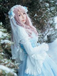 cosplay摄影唯美写真 小姐姐颜值超高 像个洋娃娃