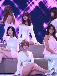 韩国人气女团AOA演唱会完美开唱 掀起性感风暴