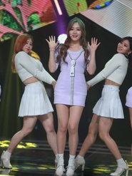 AOA演唱會嗨翻天 穿超短裙跳可愛到爆