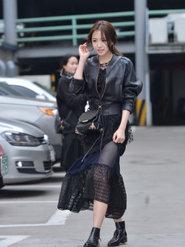 韩国女团APINK魅力街拍 真是让人眼前一亮!