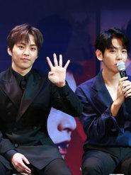 EXO接受专访 绅士打扮帅气十足