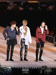 EXO演唱会盛况空前!劲歌实力撩妹!