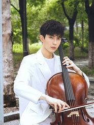 于朦胧大提琴写真曝光 奏响夏日浪漫曲