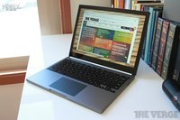 谷歌正式发布高分触摸屏Chromebook Pixel