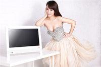 【天极网首发】联想扬天S560一体电脑年度美女秀