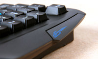 质感的诱惑 眼镜蛇炫光版游戏键盘上市