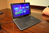 Computex 2013:戴尔推翻转变形设备XPS11 键盘是亮点