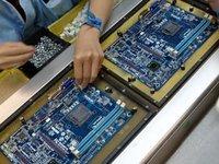 技嘉台北工厂行:50张图片完整记录主板生产过程