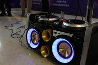 飞利浦FWP3200D派对音响系统图赏