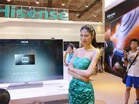第12届中国国际消费电子博览会_showgirl图赏