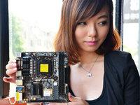 8系小宠 华擎Haswell架构Z87E-ITX主板图赏