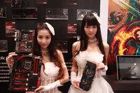 ChinaJoy2013 华硕主板红黑惊艳全场