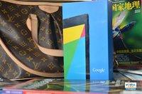源自谷歌的最新诱惑 新一代Nexus 7开箱图赏