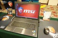 微星游戏笔记本电脑第二届发烧友大会