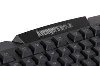 7色奥义绽放 达尔优复仇者游戏键盘图赏