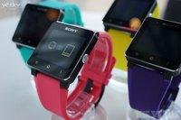 比第一代更好 索尼SmartWatch 2智能手表高清图赏