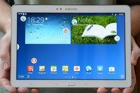 分辨率大幅提升 新Galaxy Note 10.1高清图赏
