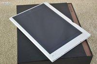 商务平板的清新风 白色版E人E本T7开箱图赏