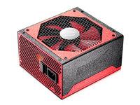 致游戏电源银效前行者 游戏悍将红紫银效RP500M