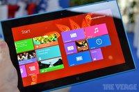 第一时间看真机!诺基亚Lumia 2520多图赏析