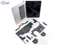 15英寸视网膜屏幕 2013版新MacBook Pro拆解