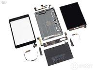 Retina iPad mini拆解:接口设计略显坑爹