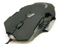 8200DPI不到200元 多彩M811游戏鼠标图赏