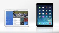 最强对最强!三星Galaxy Tab Pro VS 苹果iPad Air