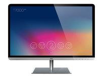 别具概念风格 极致超薄诱惑 HKC T7000pro显示器图赏
