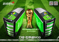 引爆G点无限快感 游戏悍将刀锋1世界杯MOD降世