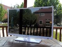 经典超大屏 洁白一身 长城V3216WVG/WH显示器亮相