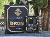 L337系列首款ITX主板 精英Z97I-DRONE高清图赏