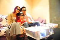 奢华享受 明基W1070+投影机您的家庭娱乐首选