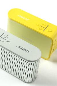 小巧时尚  乔威BM020便携式蓝牙音响美图赏