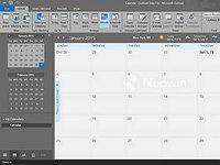 微软Office 2016全新界面截图抢鲜看