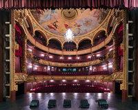 『建筑摄影』Gilles Alonso:对称美学――剧院