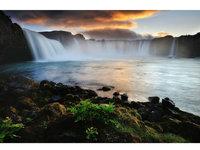 『图集』冰岛神之瀑布,体验零下10度的急冻摄影之旅