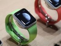 壕的玩具现场玩 苹果手表Apple watch图集