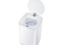 小巧有爱 海尔mini洗衣机MW-PQ28SW美图赏析