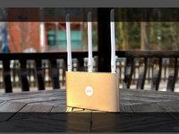 智能路由的金色余辉 极路由第三代开箱图赏