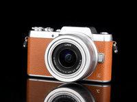 全新自拍形式 松下GF7单电数码相机图赏