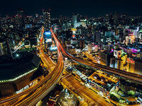 『�L光�z影』Sandro Bisaro:�B瞰日本夜色