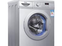 时尚优雅 海尔滚筒洗衣机 XQG70-1000J美图赏析