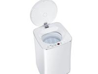 全自动洗衣 海尔mini洗衣机MW-PQ28SW美图赏析