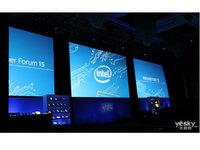 瑞芯微Intel IDF2015峰会现场图赏