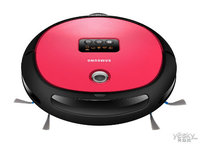 魅幻红色 智能机器人吸尘器SR8750美图赏析