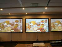 InfoComm 2015爱普生9款工程投影机发布会纪实