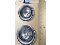 双桶尊享 卡萨帝滚筒洗衣机 C8 U12G1美图赏析