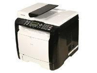 理光SP 310SFNw黑白激光多功能一体机图评