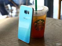 夏日乐悠悠 冰玉蓝版三星Galaxy S6高清图赏
